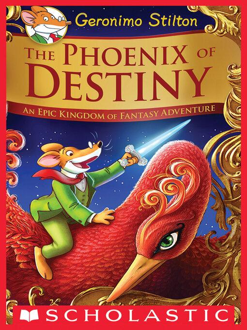 Cover Image of The phoenix of destiny
