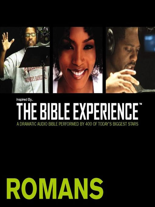 Inspired by ... the Bible Experience (MP3): Romans
