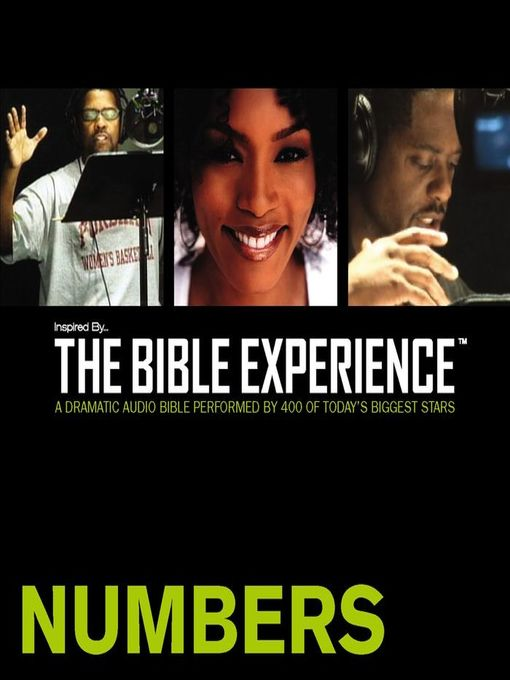 Inspired by ... the Bible Experience (MP3): Numbers