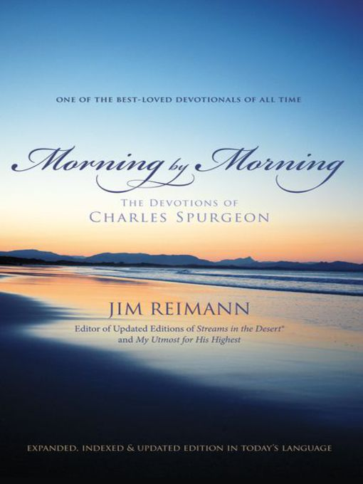 Morning by Morning (eBook): The Devotions of Charles Spurgeon