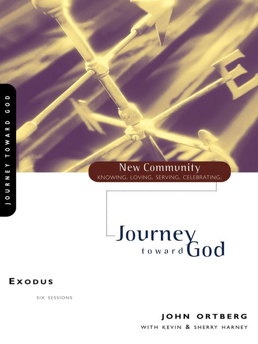 Exodus (eBook): Journey Toward God