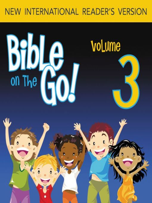Bible on the Go, Volume 3 (MP3): The Story of Abraham and Isaac (Genesis 12, 15, 18-19, 21-22)