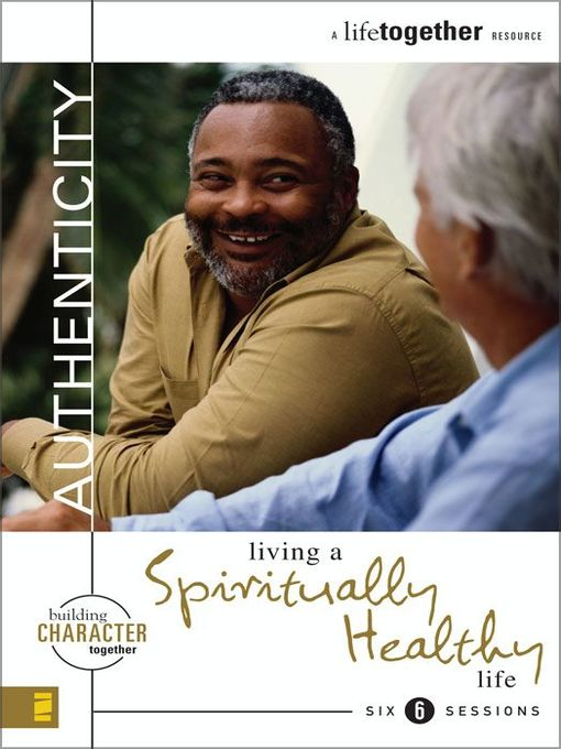 Authenticity (eBook): Living a Spiritually Healthy Life