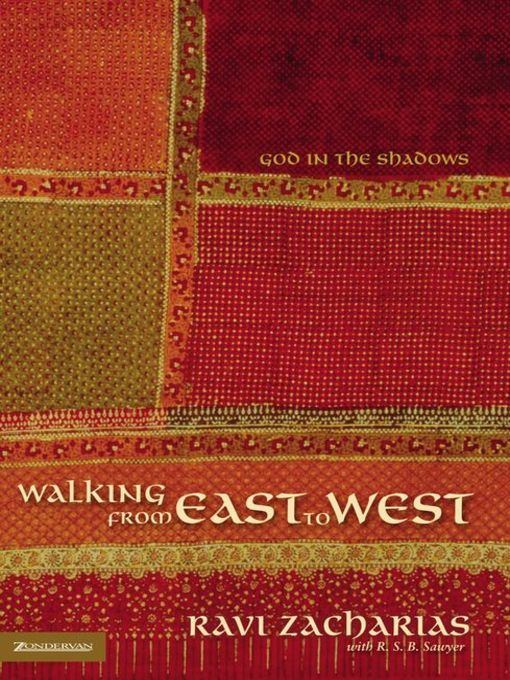 Walking from East to West: God in the Shadows (MP3)