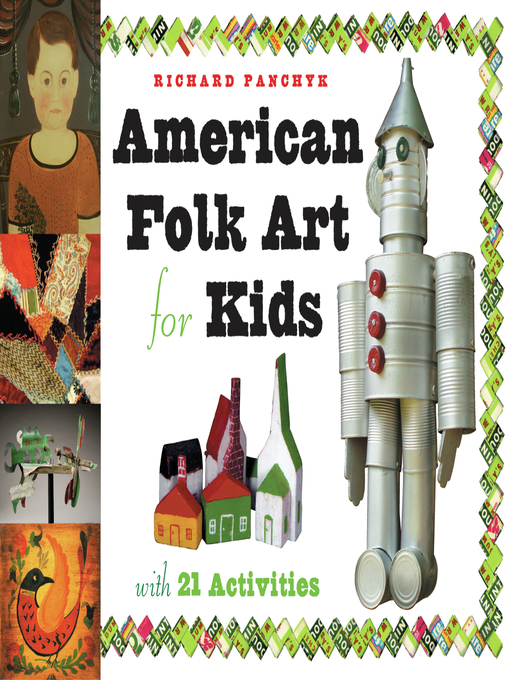 american folk art for kids  with 21 activities  series