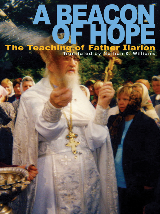 A Beacon of Hope (eBook): The Teaching of Father Ilarion