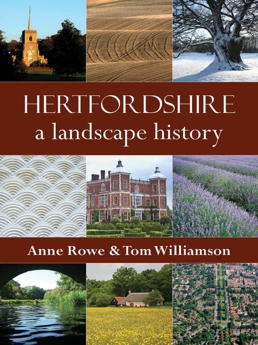 Hertfordshire: A Landscape History (eBook)