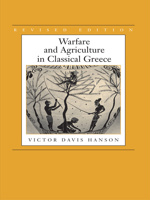 Warfare and Agriculture in Classical Greece (eBook)