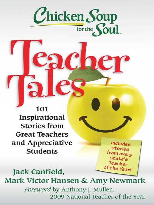 Teacher Tales (eBook): 101 Inspirational Stories from Great Teachers and Appreciative Students