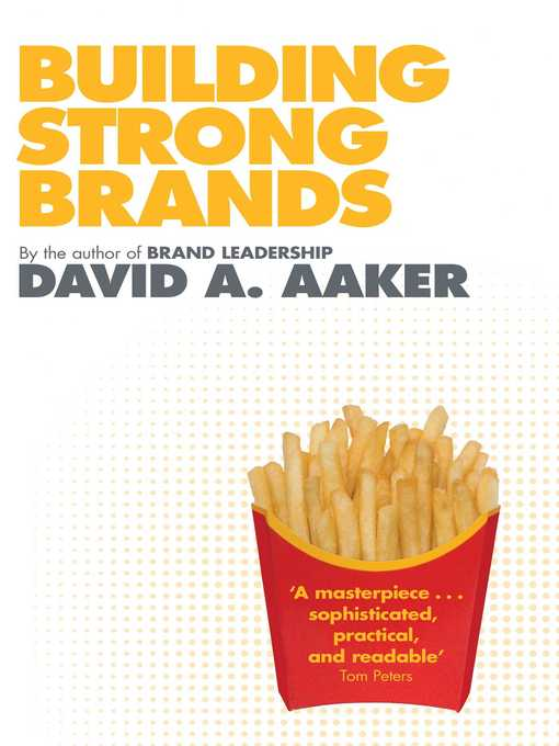 Building Strong Brands (eBook)