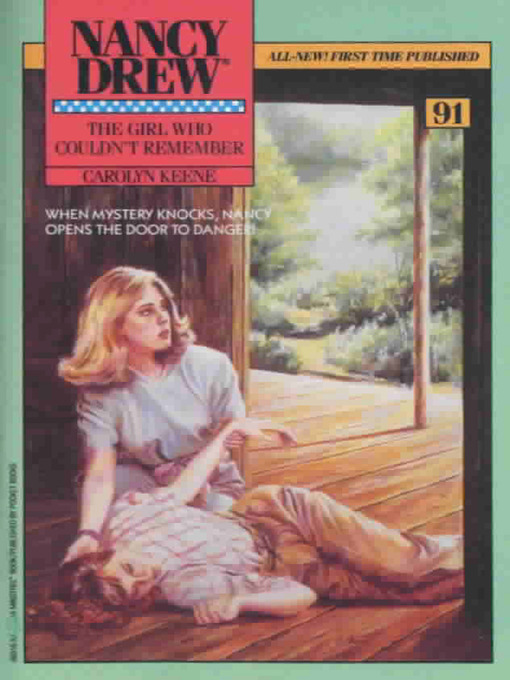 The Girl Who Couldn't Remember (eBook): Nancy Drew Series, Book 91