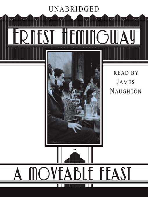 A Moveable Feast (MP3)
