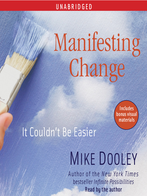 Manifesting Change (MP3): It Couldn't Be Easier