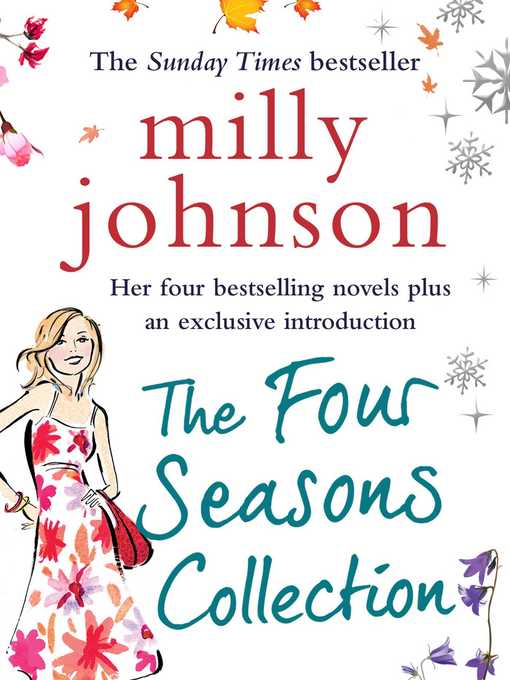 The Four Seasons Collection: A Spring Affair; A Summer Fling; An Autumn Crush; A Winter Flame - Four Seasons (eBook)