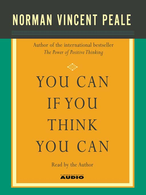You Can If You Think You Can (MP3)
