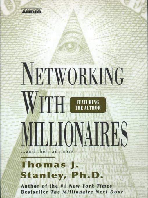 Networking with Millionnaires (MP3)