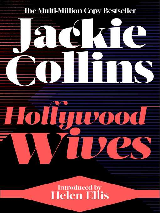 Hollywood Wives (eBook): Hollywood Series, Book 1