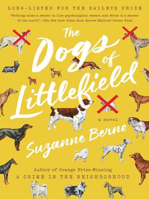 Cover image for The Dogs of Littlefield