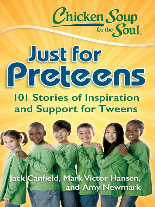 Just for Preteens (eBook): 101 Stories of Inspiration and Support for Tweens