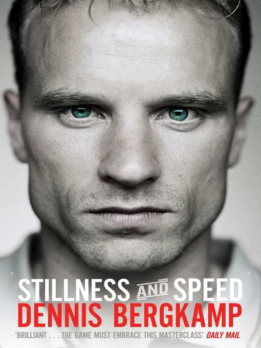 Stillness and Speed (eBook): My Story