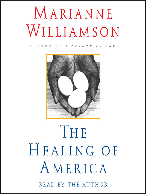 The Healing of America (MP3)