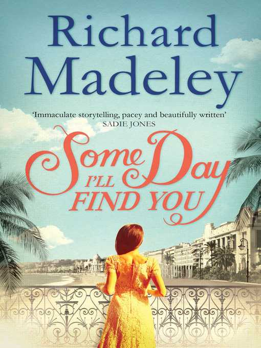 Some Day I'll Find You (eBook)