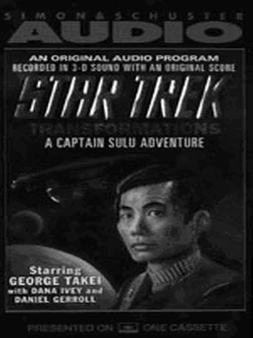 Transformations (MP3): A Captain Sulu Adventure