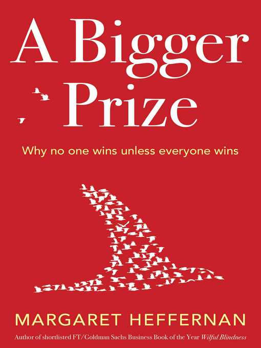 A Bigger Prize (eBook)