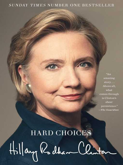 Hard Choices (eBook): A Memoir
