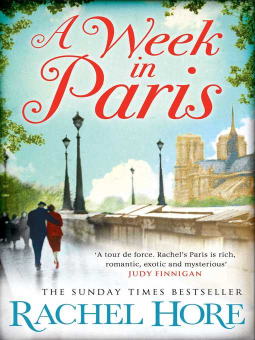 A Week in Paris (eBook)