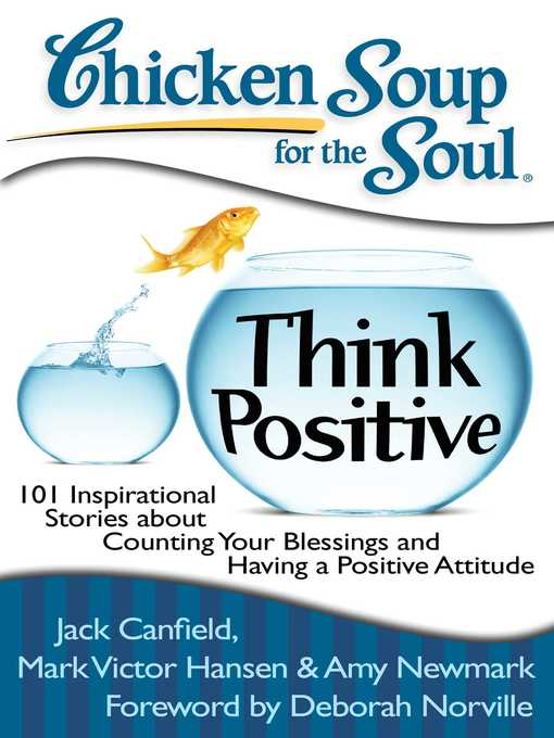 Chicken Soup for the Soul: Think Positive (eBook)