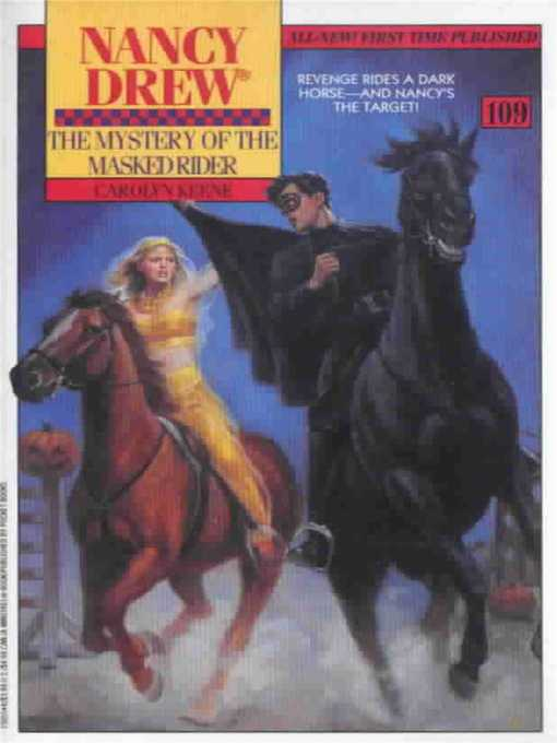 The Mystery of the Masked Rider (eBook)