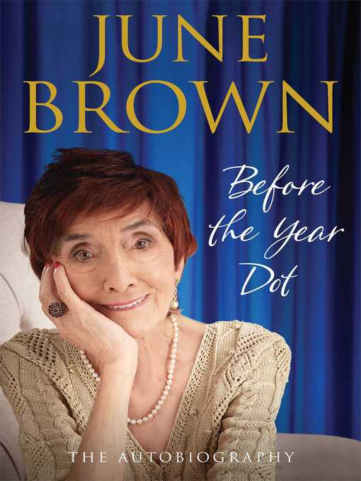 Before the Year Dot (eBook)