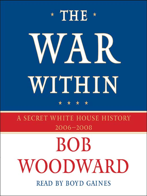 Cover image for The War Within