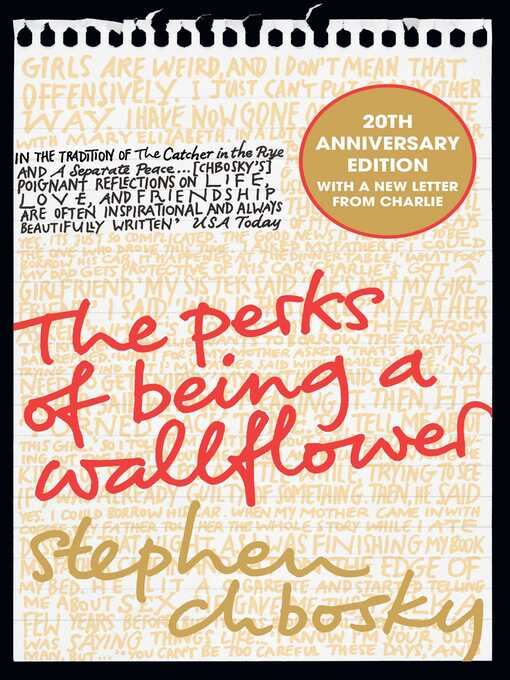 The Perks of Being a Wallflower (eBook)