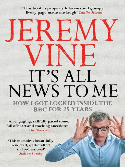 It's All News to Me (eBook)