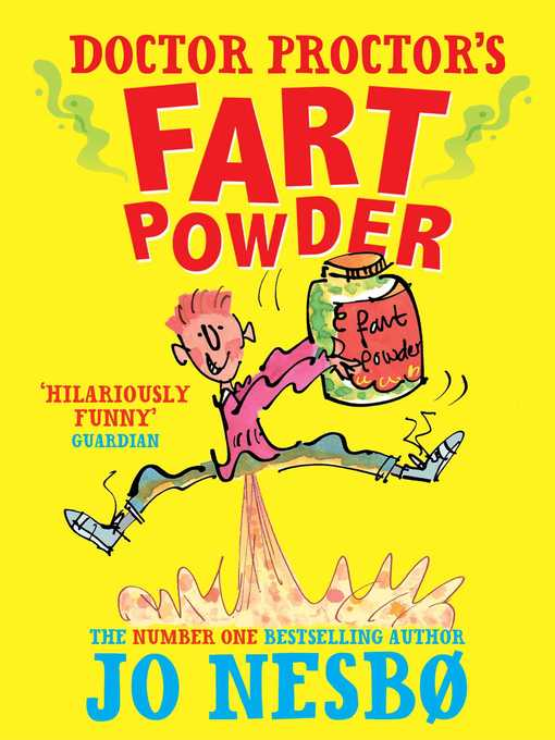 Doctor Proctor's Fart Powder (eBook): Doctor Proctor's Fart Powder Series, Book 1