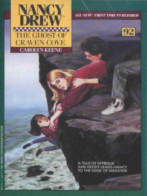 The Ghost of Craven Cove (eBook): Nancy Drew Series, Book 92
