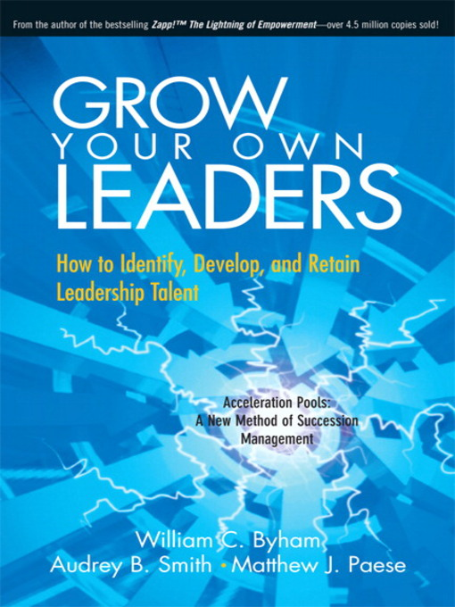 Cover image for Grow Your Own Leaders