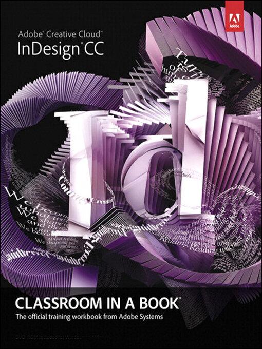 Adobe InDesign CC Classroom in a Book (eBook)