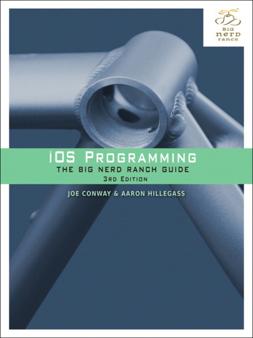 iOS Programming (eBook): The Big Nerd Ranch Guide