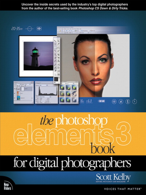 The Photoshop Elements 3 Book for Digital Photographers (eBook)