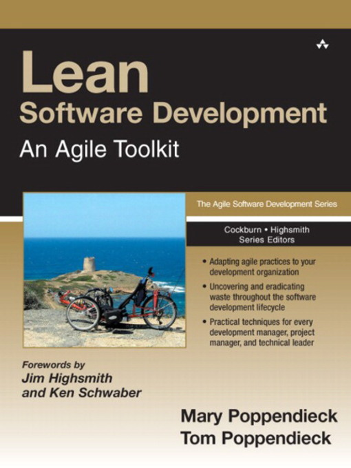 Lean Software Development (eBook): An Agile Toolkit