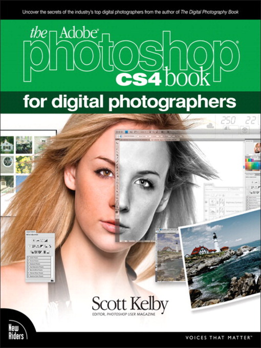 The Adobe® Photoshop® CS4 Book for Digital Photographers (eBook)