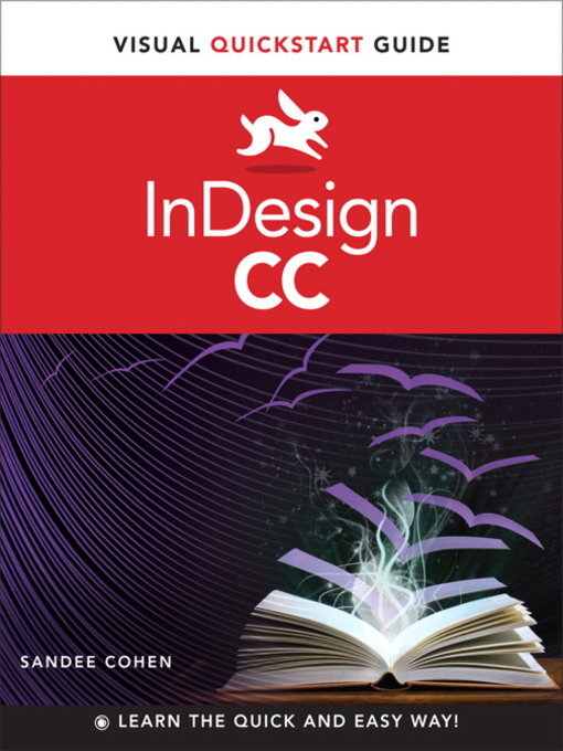 Cover image of InDesign CC