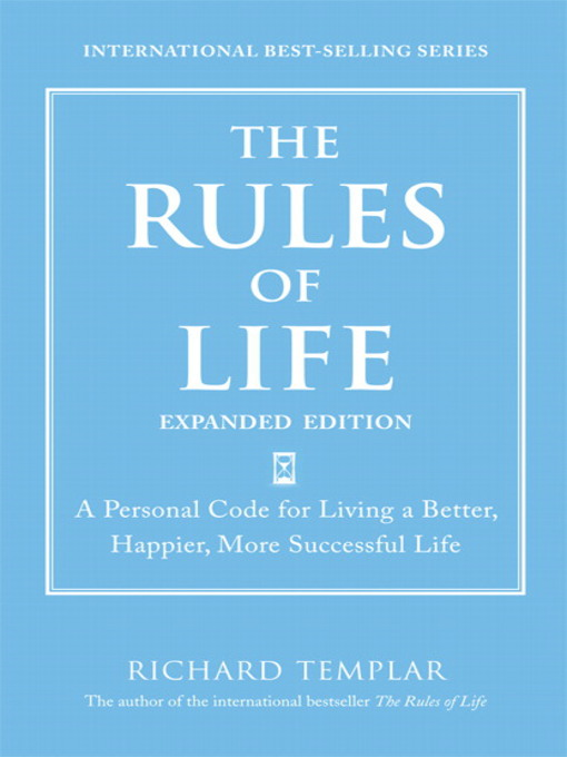 The Rules of Life (eBook): A Personal Code for Living a Better, Happier, and More Successful Kind of Life