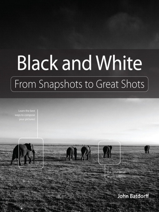 Black and White (eBook): From Snapshots to Great Shots