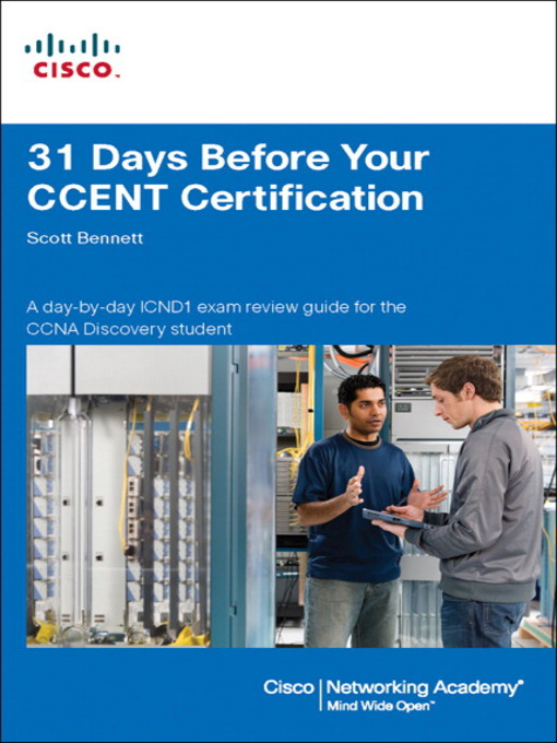 31 Days Before Your CCENT Certification (eBook)