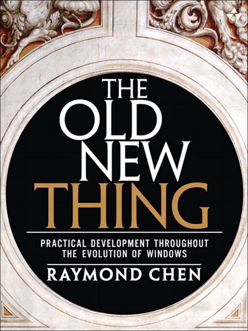 The Old New Thing (eBook)