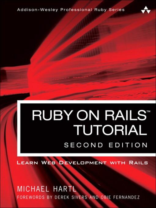 Ruby on Rails Tutorial (eBook): Learn Web Development with Rails